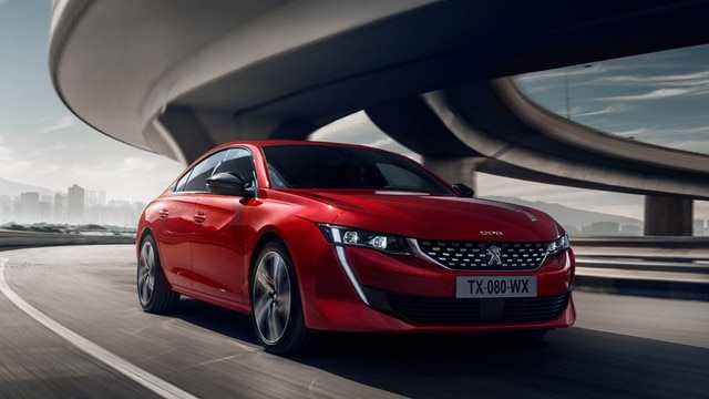New PEUGEOT 508 GT, the premium saloon