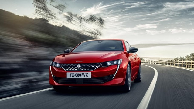 New PEUGEOT 508 GT: the premium saloon