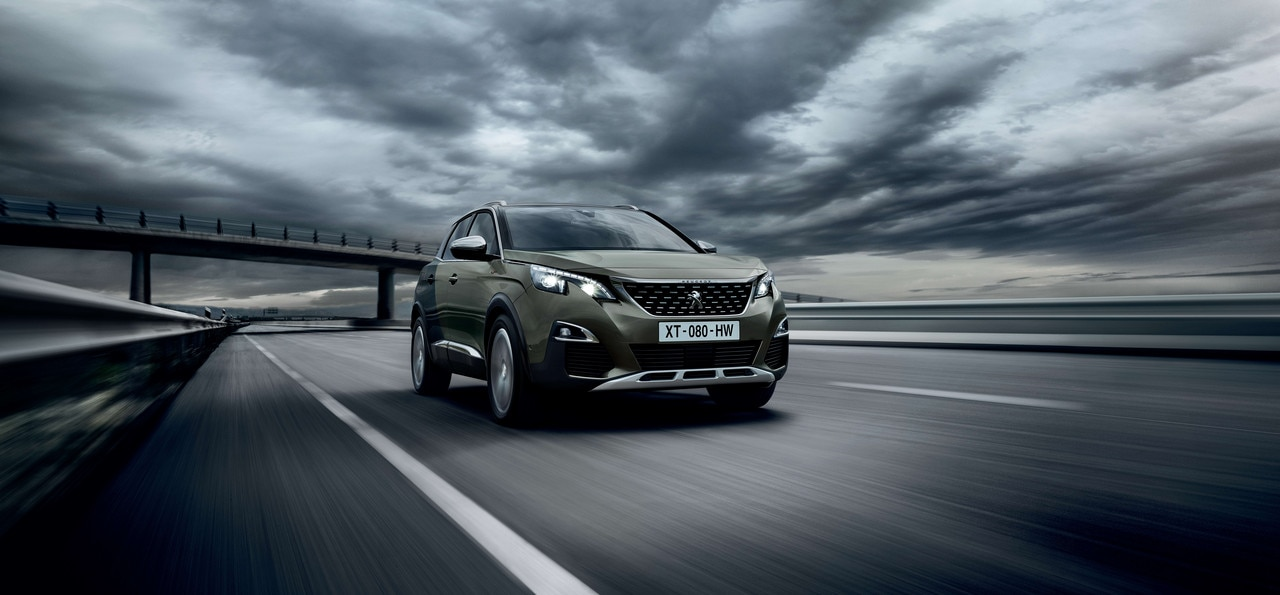 New Peugeot 3008 Try The Suv By Peugeot